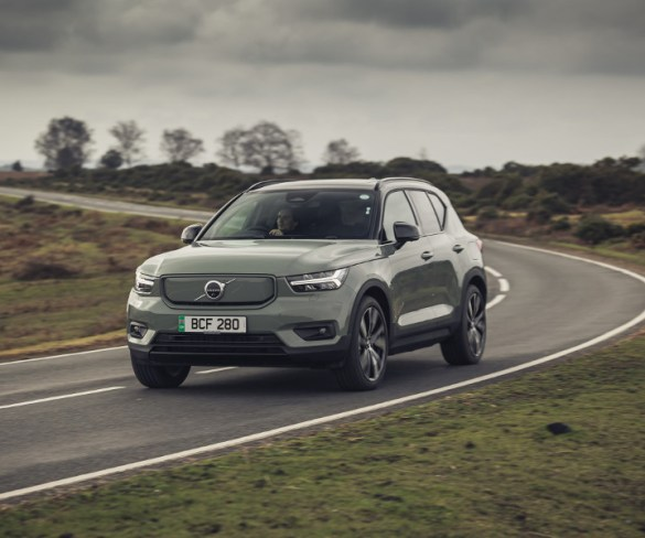 First Drive: Volvo XC40 P8 Recharge