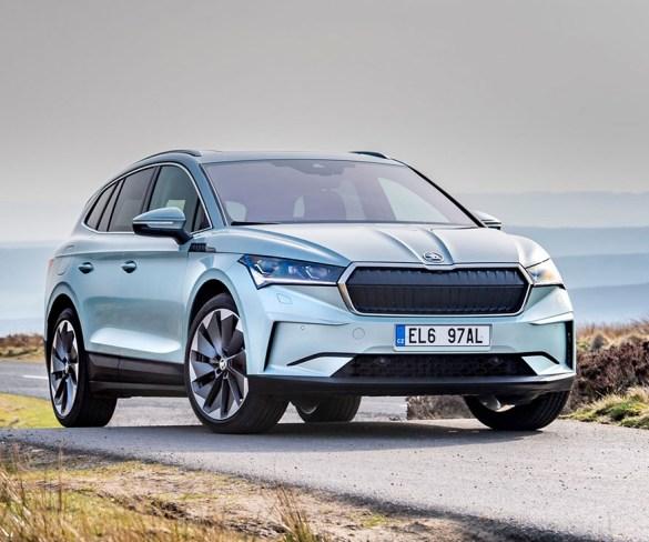 First Drive: Škoda Enyaq iV