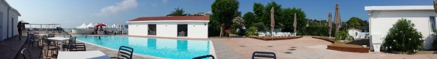 Lido Giardino panorama pool