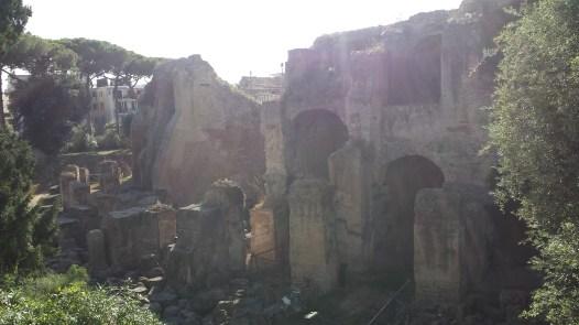 amphitheatre pozzuoli
