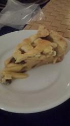 Mark's apple pie