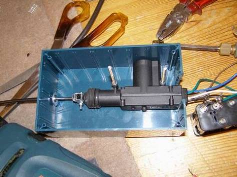 server motor