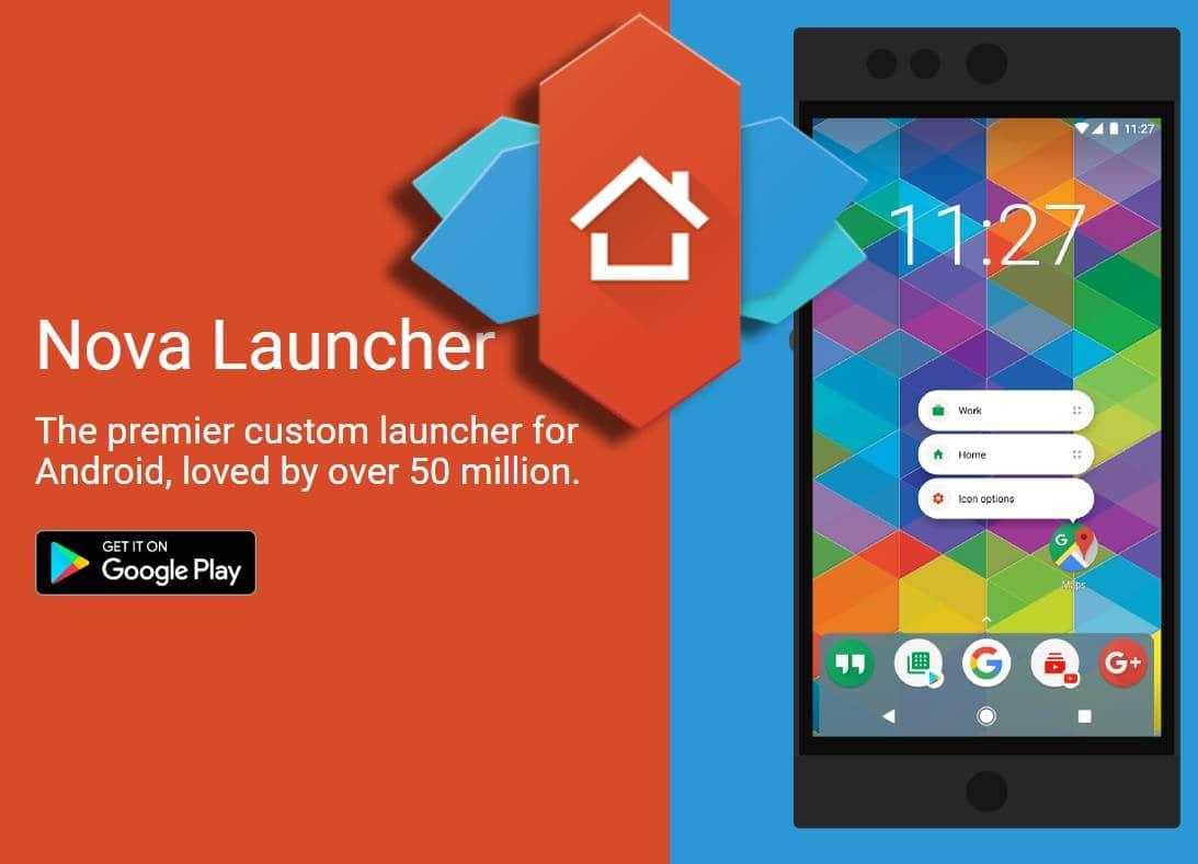 Nova Launcher Prime v6.2.18 Mod