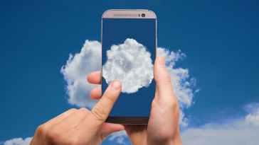 Suite nubes o clouds de google