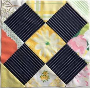 crossroads block for quilt tops