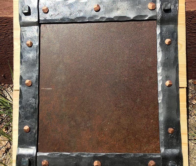 Steel panel prototype