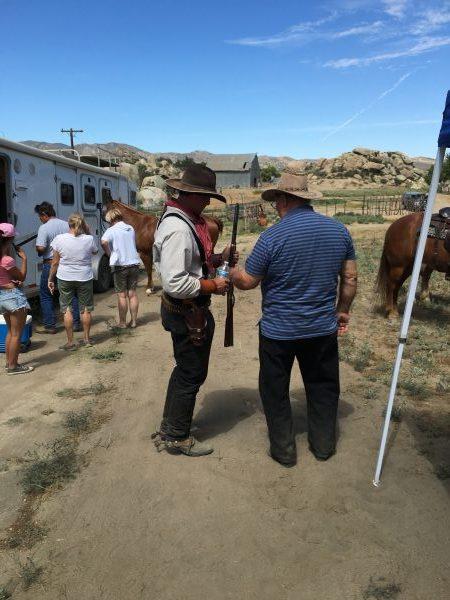 Fleming Ranch a location for TV pilot Tucker's War