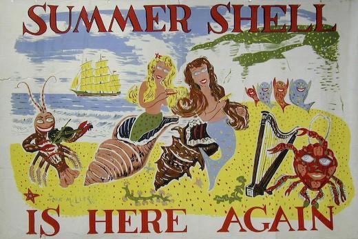 shell-summer