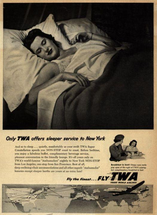 TWA-sleeper