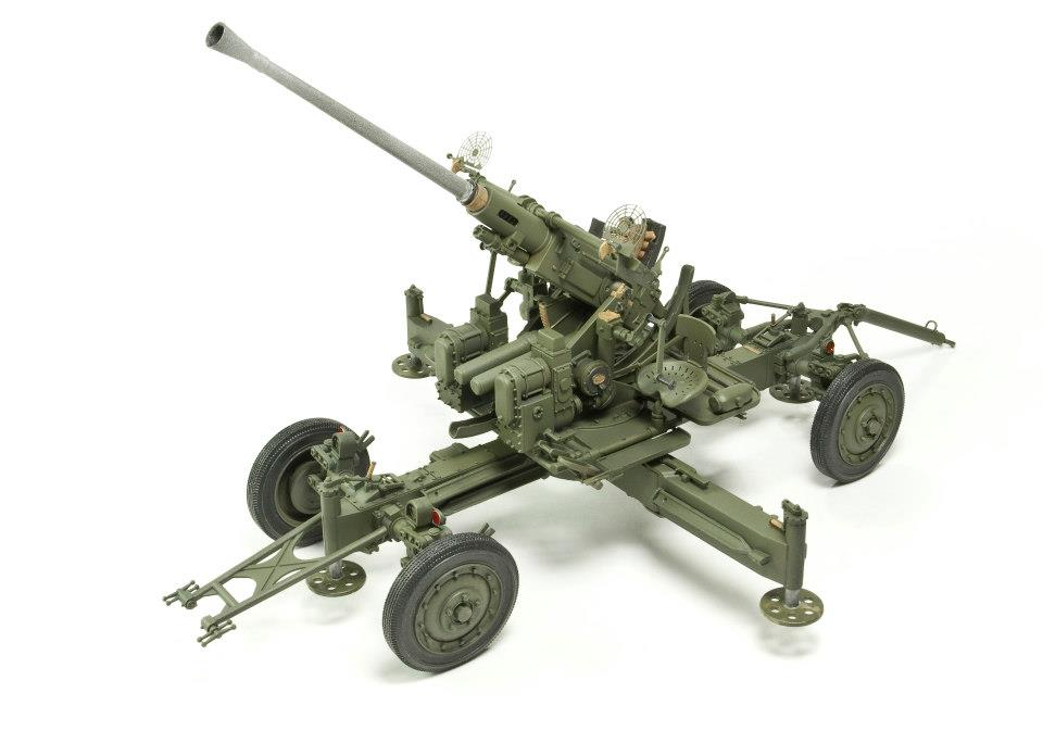 Another example of a 40 mm Bofors
