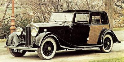 Rolls-Royce-basket