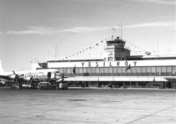yesilkoy-airport