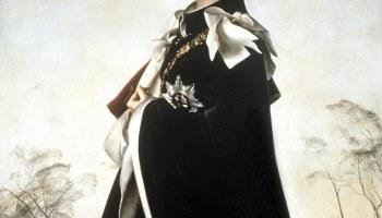 Pietro Annigoni's 1956 painting of Queen Elizabeth II