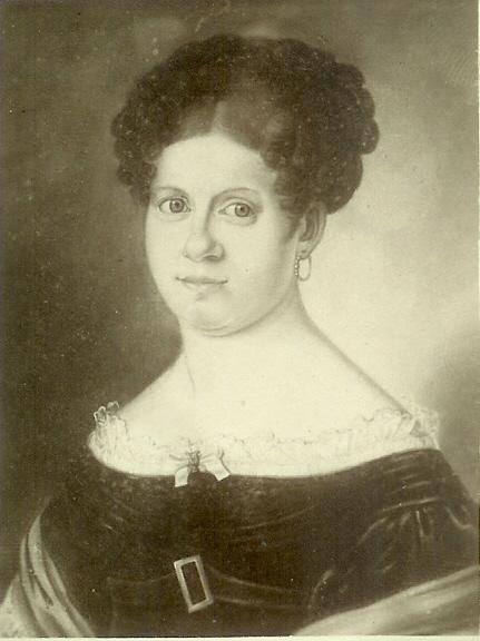 Benedicta F. född Thomson f 1788