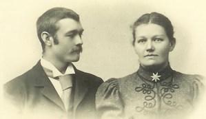 Oscar F och Mariana F (Oscars syster)