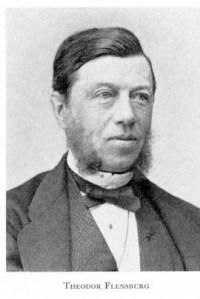 Theodor Flensburg f 1822