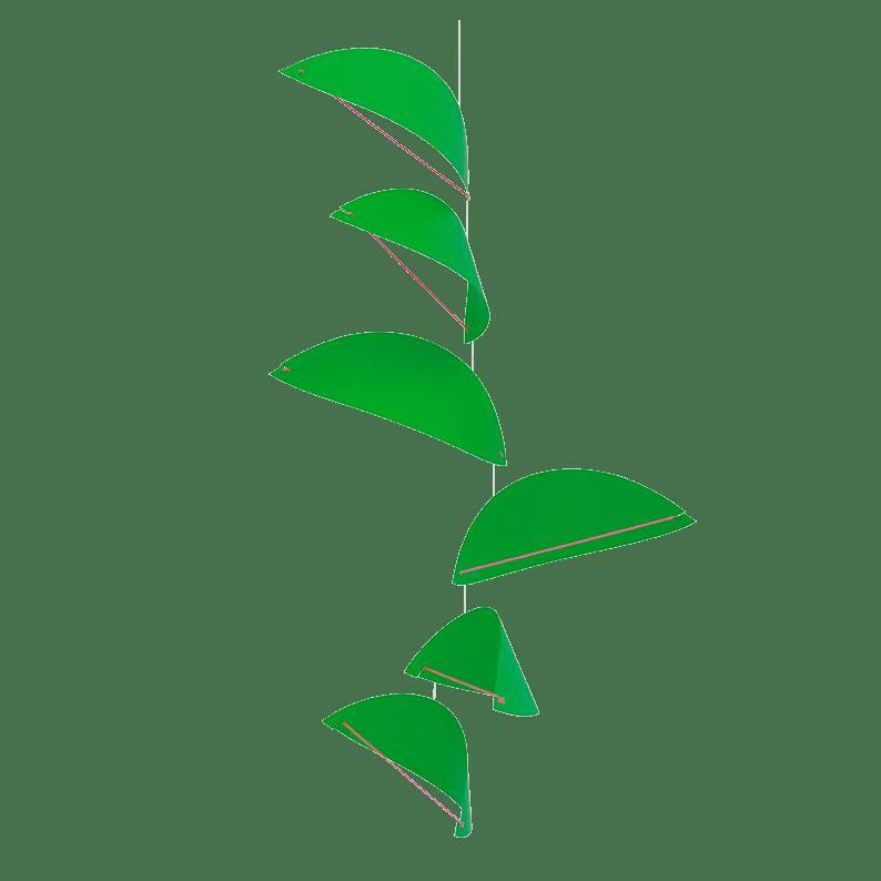 Drager, grøn