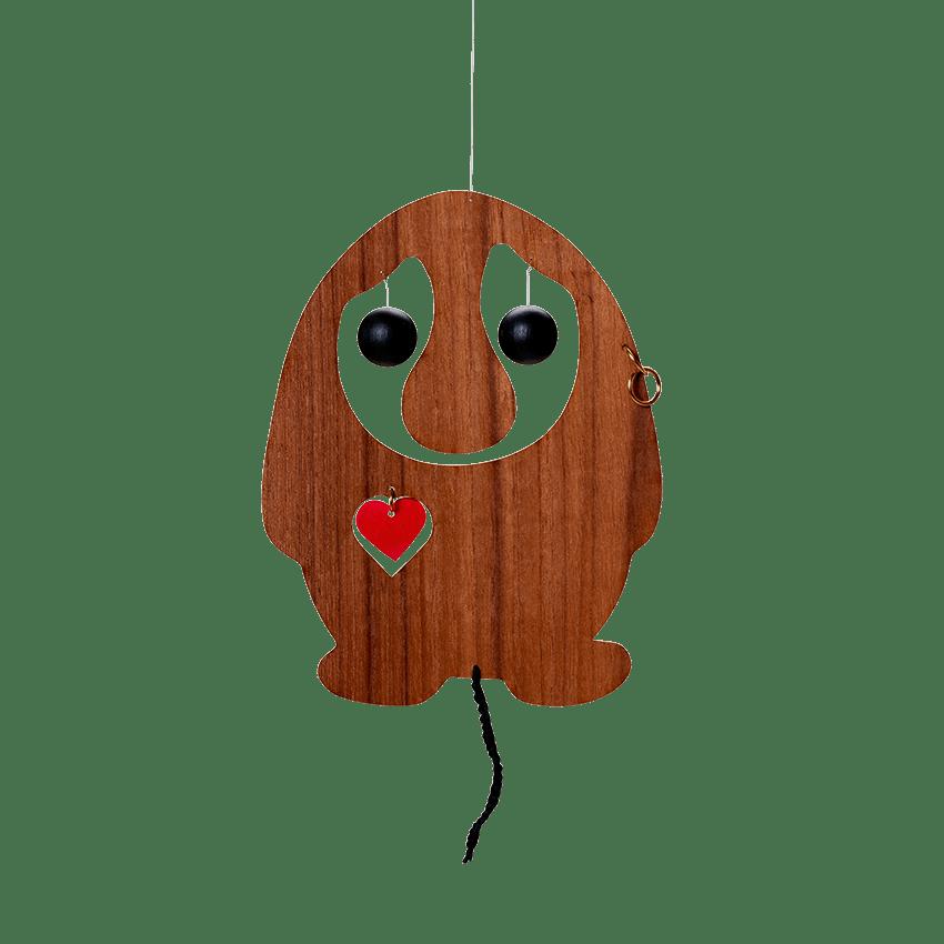 Puffing Troll, wood