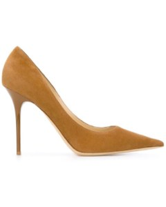 Jimmy Choo – Abel in Canyon Brown