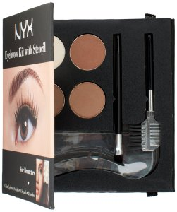 Nyx Eyebrow Kit with Stencil