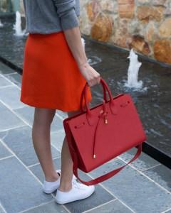 Mon Purse Mademoiselle Tote Bag