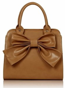KC Mode Bow Tote