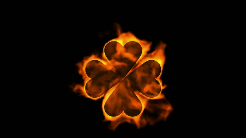 four hearts on fire
