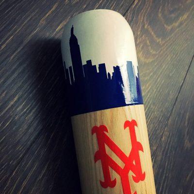 Fletcher Bats, Custom design and logo