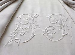 antique vintage linen sheets and bed sets