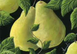 July 16: Pears