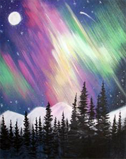 January 28: Northern Lights