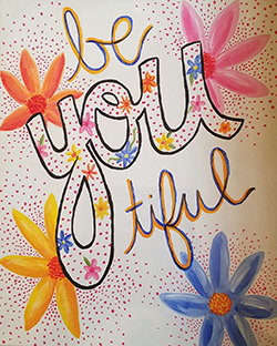 March 31: Be-YOU-tiful