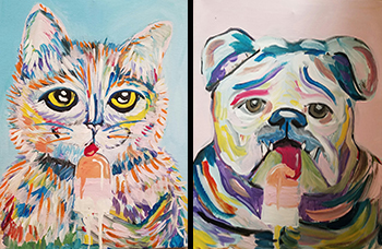 July 22: Cats & Dogs (Children's Class)