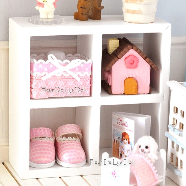 etagere ikea miniature bjd blythe pullip stodoll ob11 barbie pukifee maison de poupees dollhouse diorama