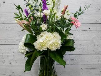 Bouquet de fleurs - Le sauvage - Fleuriste Coin Vert - Fleuriste Montréal