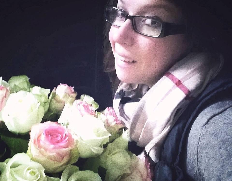 Emilie BARRAY fleuriste pour Les Fleurs de Mures Montville 76710
