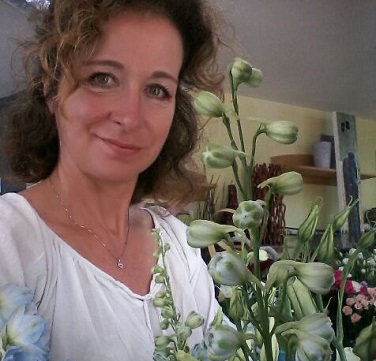 """Artisan Fleuriste : Isabelle SANE pour """"Et... Fleurs"""" à QUIMPER"""