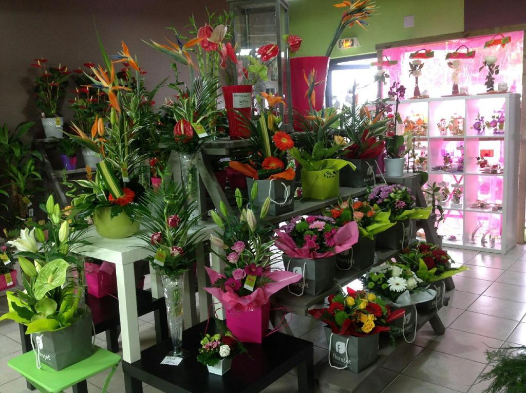 Sylvie dumand pour cl mentine fleurs fleuriste saint for Fleuristes et fleurs