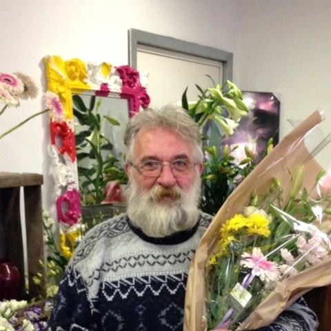 Gilles, gagnant du jeu Youpi Fleurs, tirage du mercredi 16 novembre 2016