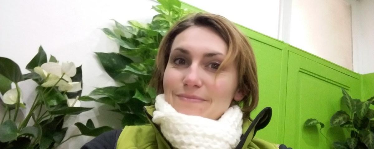 Aurélie pour l'enchantement floral à Châteauneuf du Pape-84230