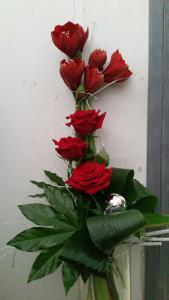 Bouquet par Martine fleurs à Six Fours les Plages-83140