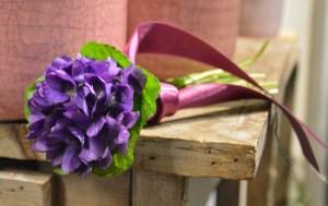 Violette par Marguerite