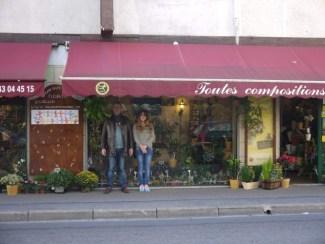 """Votre artisan fleuriste à Noisy Le Grand (93160), Jean Guy pour """"Tous Les Jardins du Monde"""""""