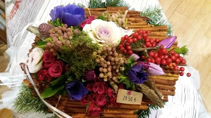 bouquet par Les Jardins Du Cerou Artisan fleuriste à Cordes sur Ciel-81170