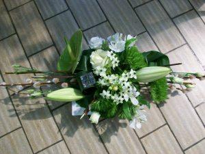 composition par Lyzel Fleurs fleuriste à Saint Omer-62500