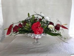 Au Bonheur des Fleurs Artisan Fleuriste à LA PLAINE DES PALMISTE