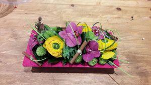 Orkidées Artisan Fleuriste à Raphele les Arles-13280