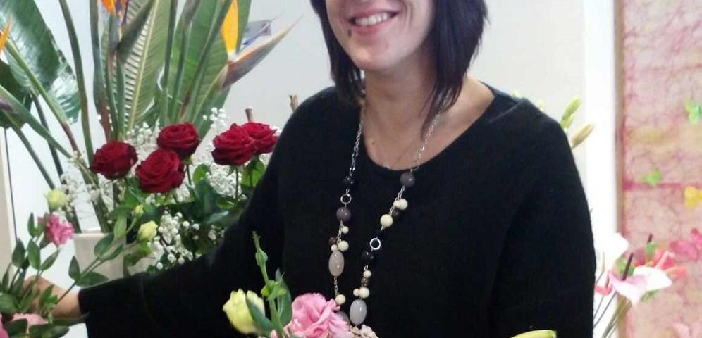 "Votre artisan fleuriste à Nice (06300), Amélia pour ""Fleuria"""