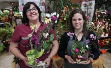 """Votre artisan fleuriste à Châtillon sur Indre (36700), Isabelle pour """"Au Jardin d'Ysa"""""""