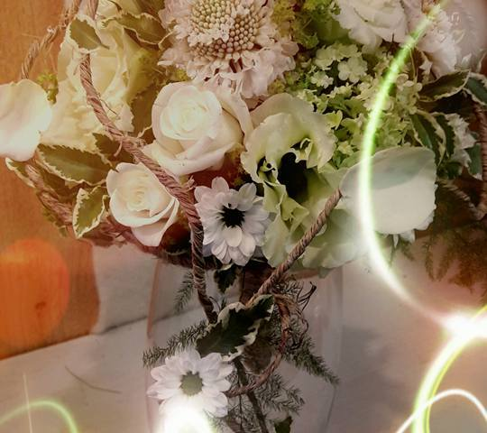 fleurs lucy'Elle